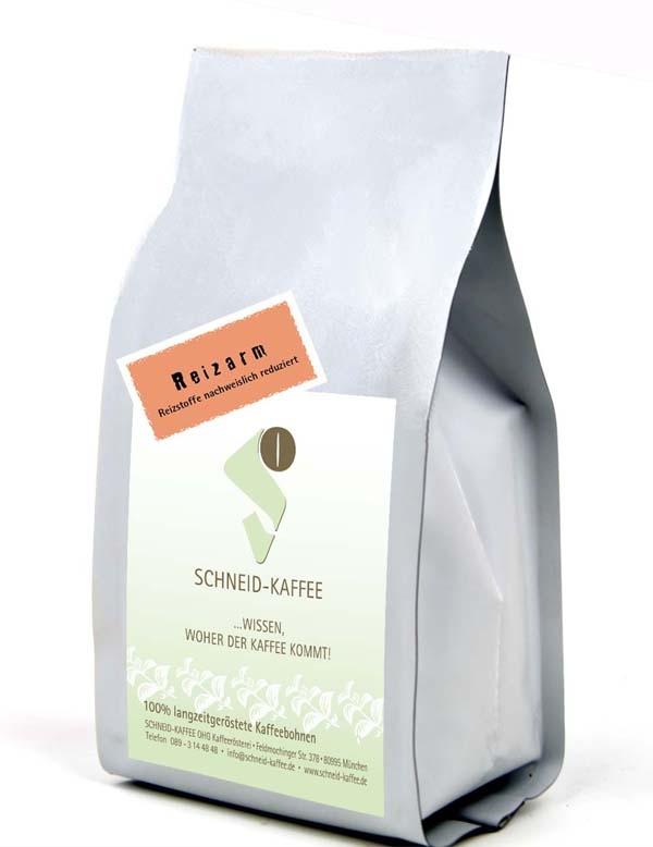 Reizarmer kaffee